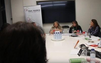 Reunión de mentoras y mentores 2020