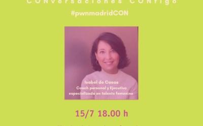 PWN Madrid CON Isabel de Casas | El valor de los valores femeninos