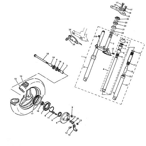 1981 Pw50 Wiring Diagram Wiring Diagram