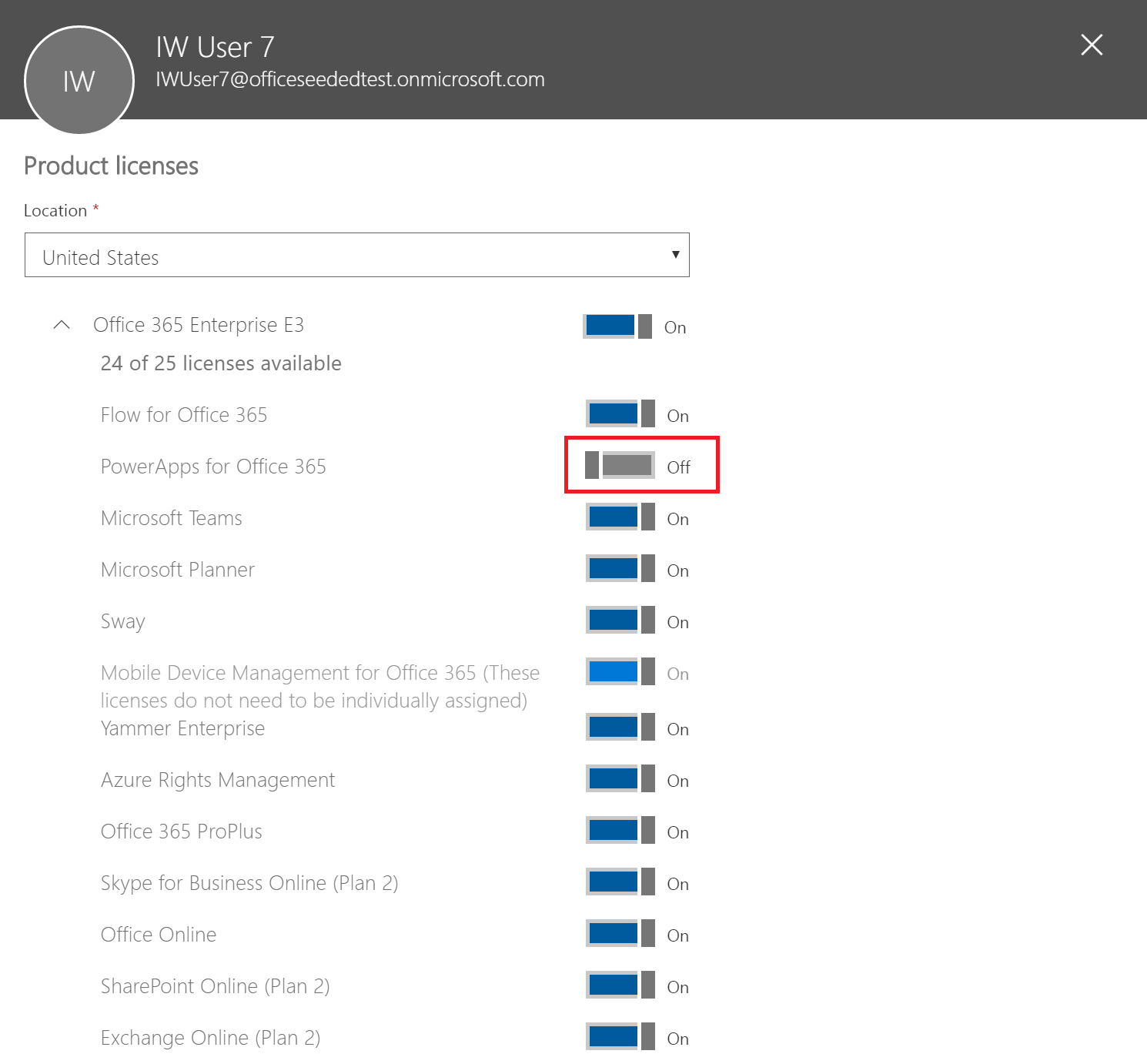 PowerApps in your organization Q&A