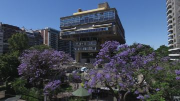National Library of Argentina, Buenos Aires