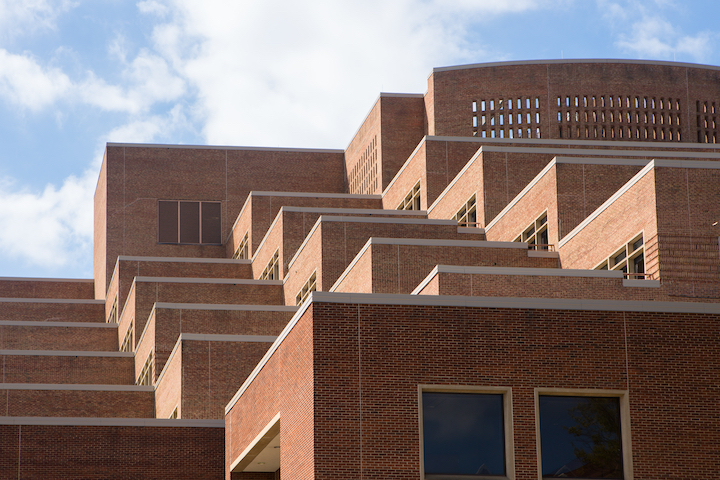 University of Tennessee library