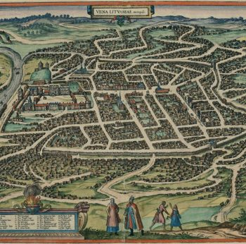 USTC Adds Coverage of the Print Culture of the Grand Duchy of Lithuania, 1522-1650