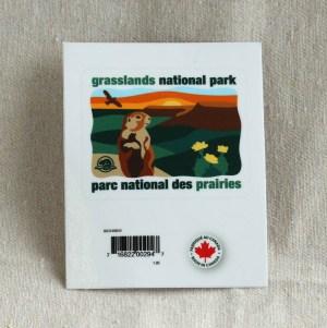 GNP Sticker