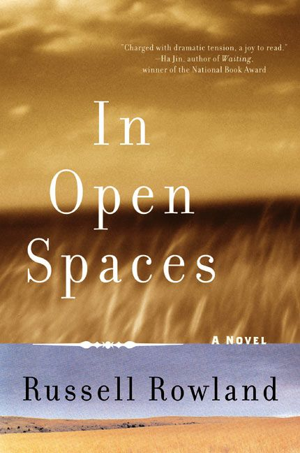 In Open SPaces Russel ROwland cover