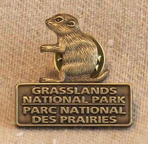 GNP Prairie Dog Pin