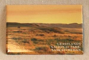 Robert Postma Magnet Old Homestead in Grasslands