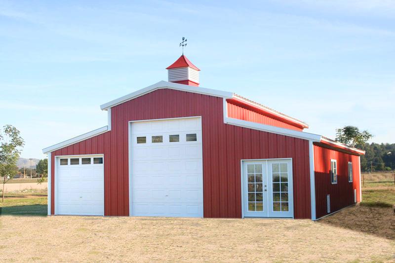 PWS RV Garages  RV Barns