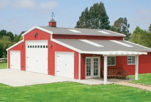 PWS RV Garages  RV Barns