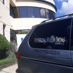 Lake Mary, Florida commercial window tinting