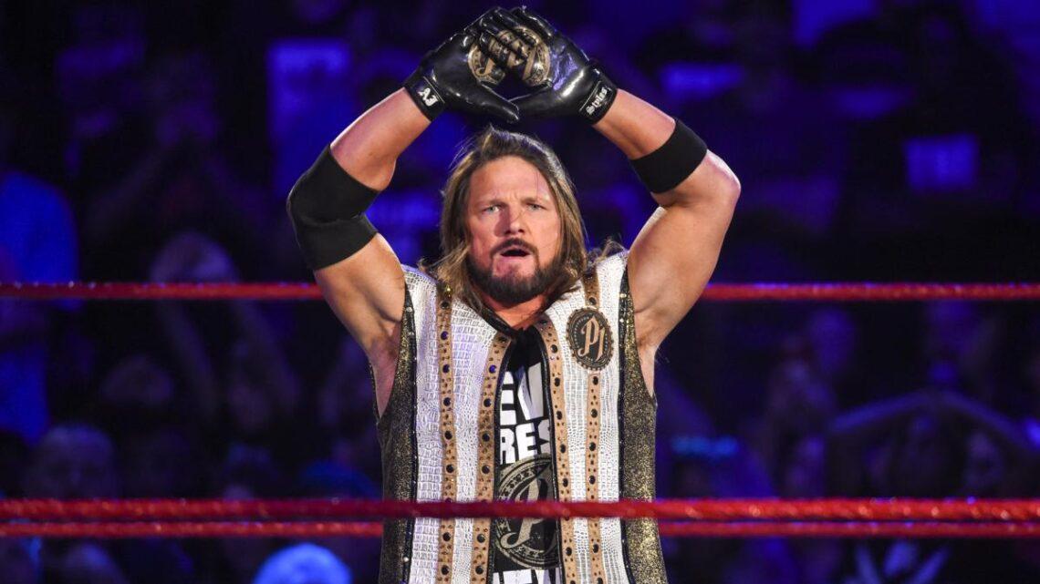 AJ Styles diz que Paul Heyman é um mentiroso