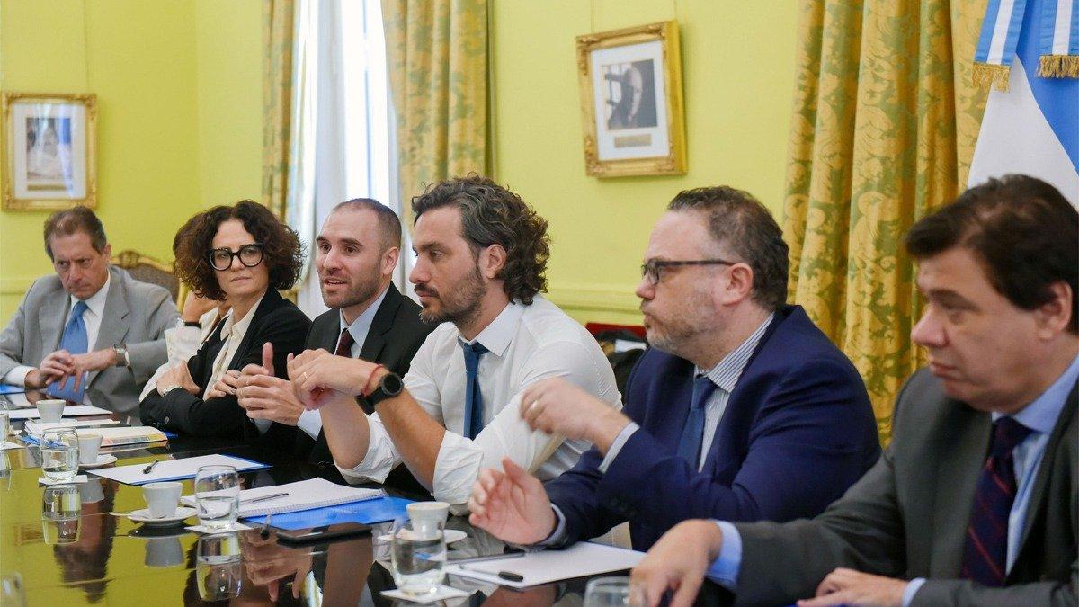 El Gobierno Se Reúne Con Ministros Para Sumar Nuevas