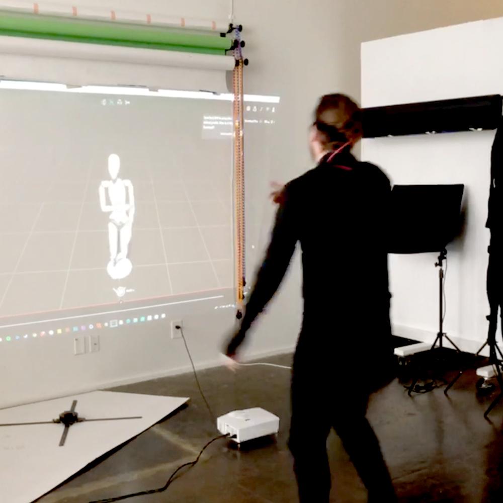 px lab   Motion Capture – Rokoko Suit