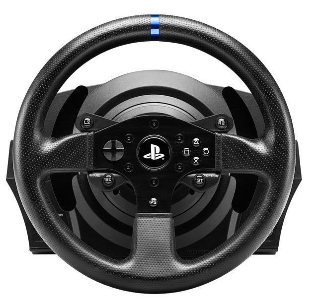 Image du volant Driveclub sur PS4