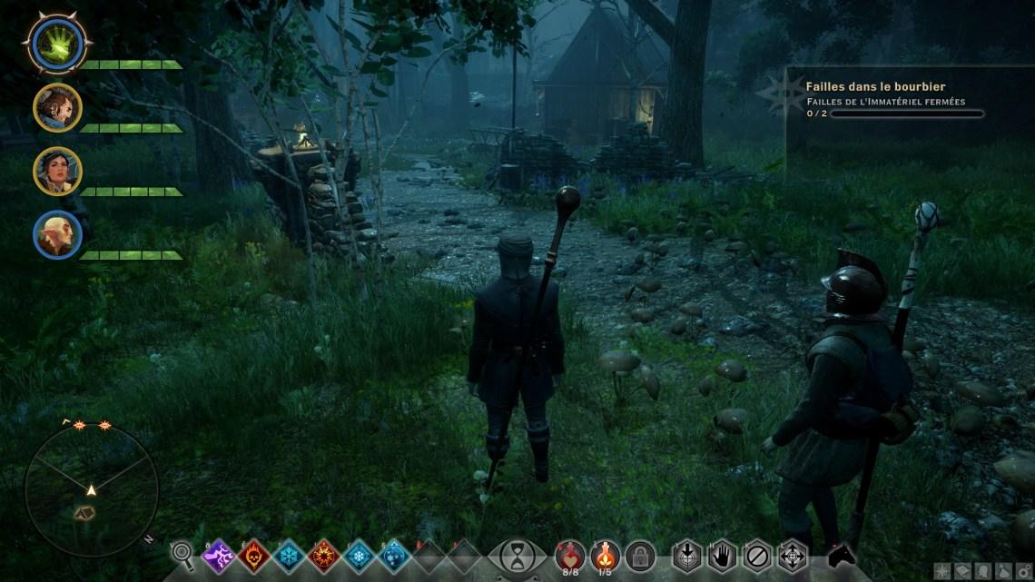Dragon Age Inquisition Image du jeu sur PC décor