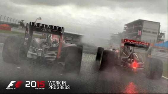 F1 2015 Image du jeu