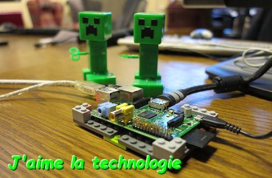 Minecraft-Raspberry-Pi