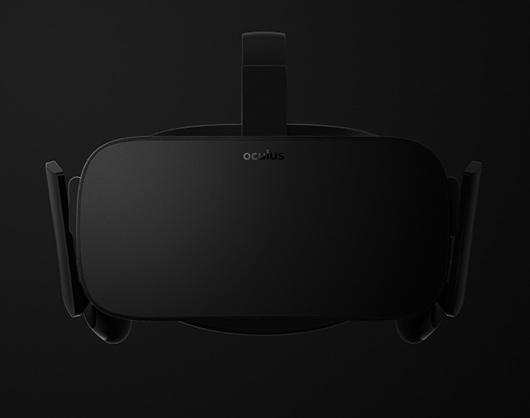 Oculus Rift Image du casque