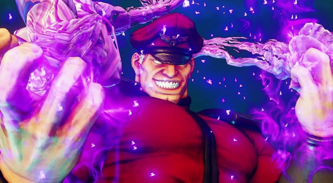 Street Fighter V Image de Bison
