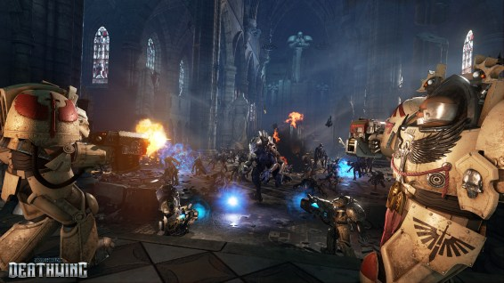 Space Hulk Deathwing screenshot 03