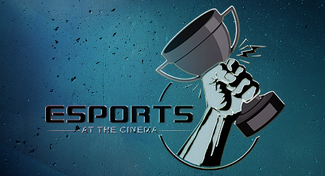 eSports at the Cinema Logo