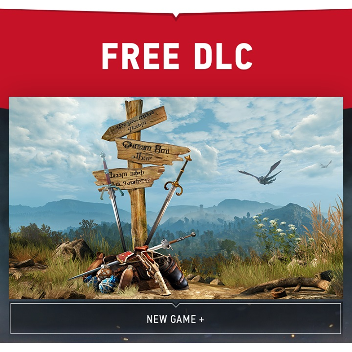 The Witcher 3 Image du New Game +
