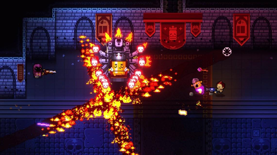 Enter the Gungeon Image du jeu