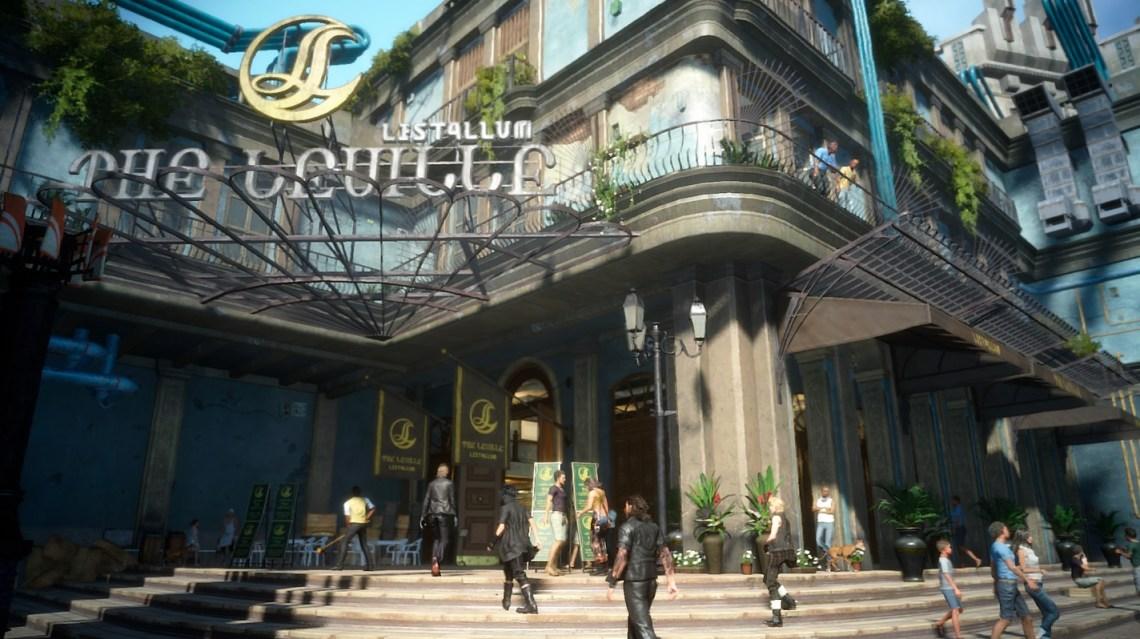 Final Fantasy 15 Image du jeu