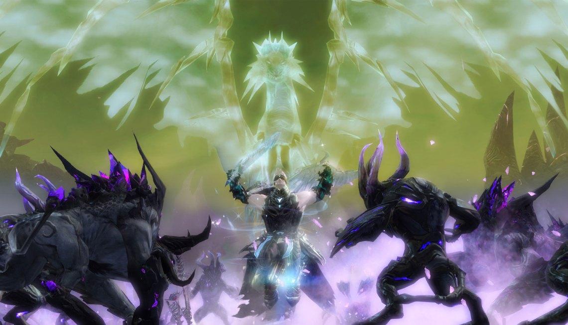 Guild Wars 2 Image du Heraut
