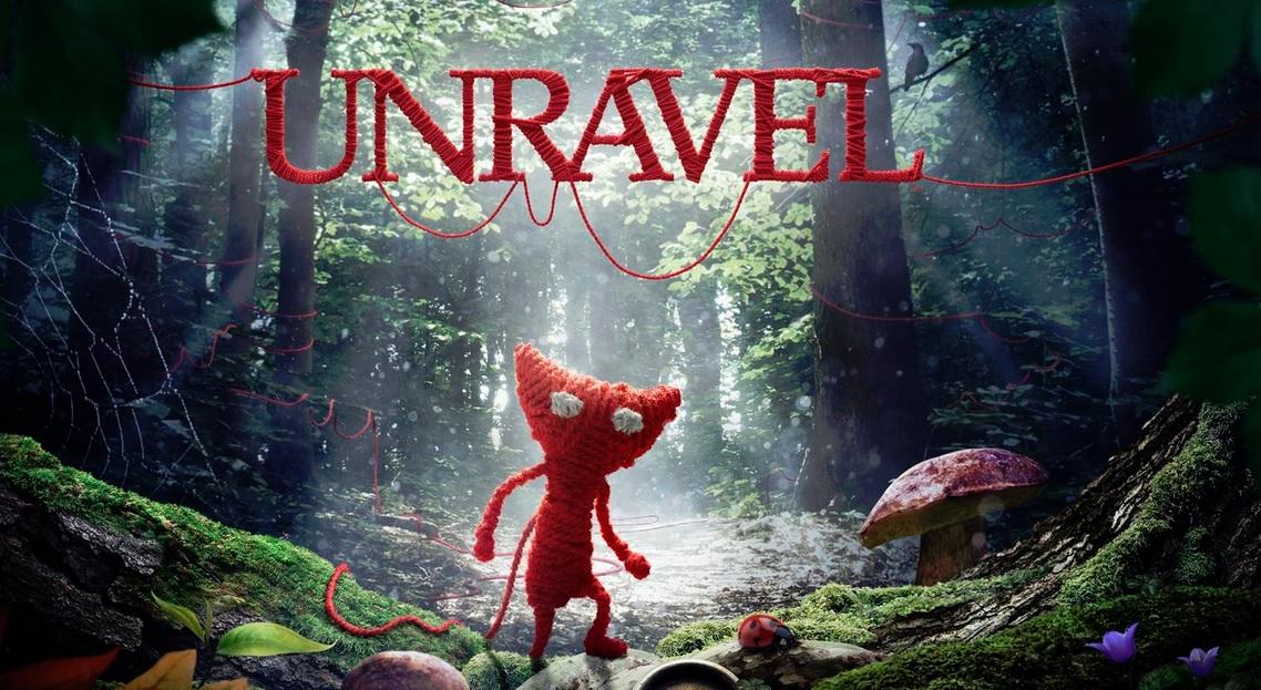 Unravel Image du jeu