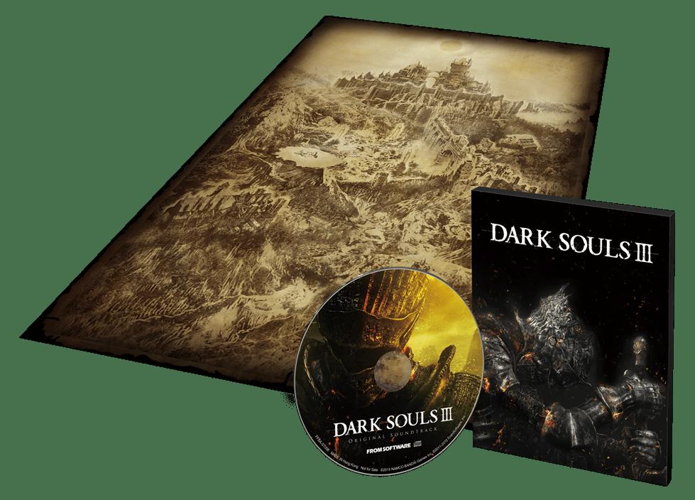 Dark Souls 3 préco japonaise