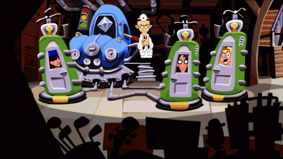 Day of The Tentacle Remastered 07