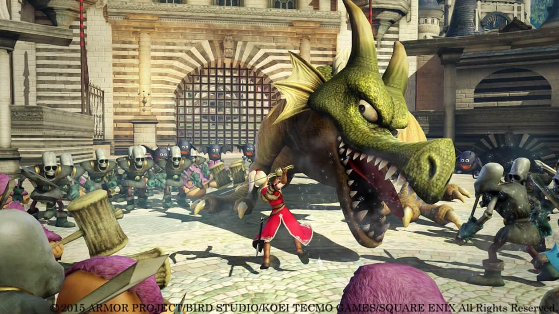 Dragon Quest Heroes Image du jeu