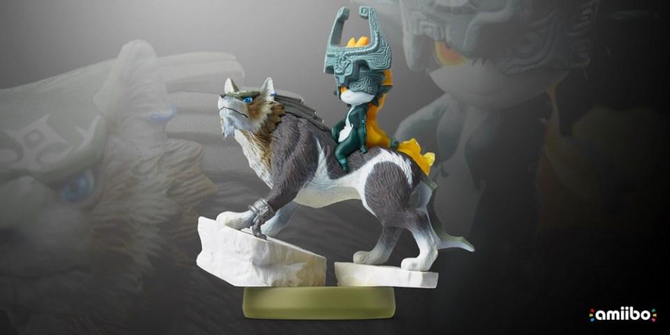 The Legend of Zelda Twilight Princess HD amiibo