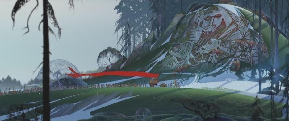 The Banner Saga Image du jeu