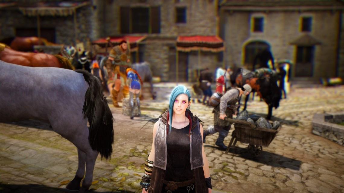 Black Desert Online Image du jeu sur PC