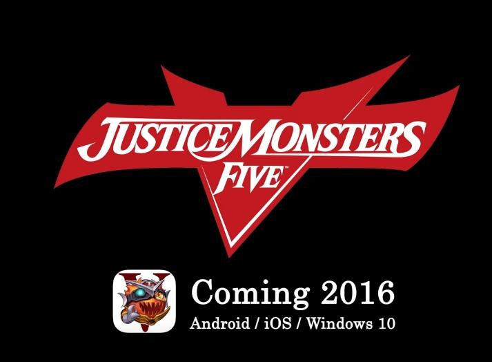 Final Fantasy XV Logo de Justice Monsters Five