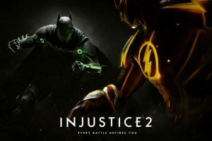 Injustice 2 Logo du jeu