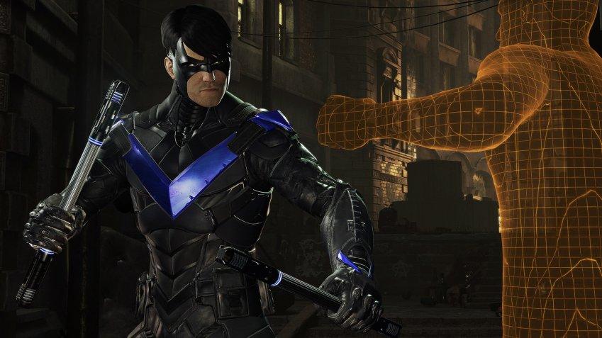 """Un """"whodunit"""" sur les traces de Nightwing et de son agresseur..."""