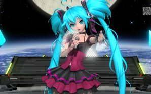 Hatsune Miku Project DIVA Future Tone | Test