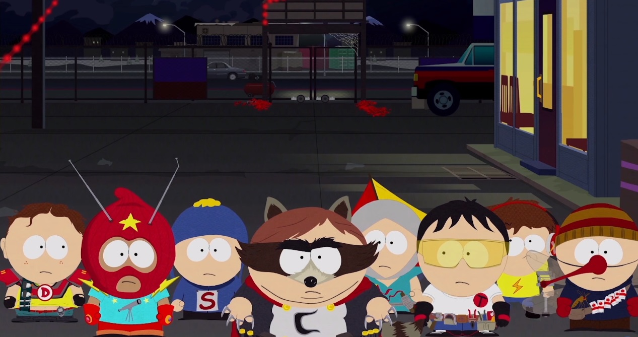 Buy South Park: The Fractured But Whole Steam Edition