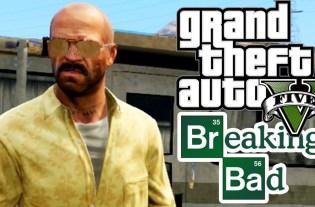 GTA 5 BReaking Bad, STRAFE, PREY
