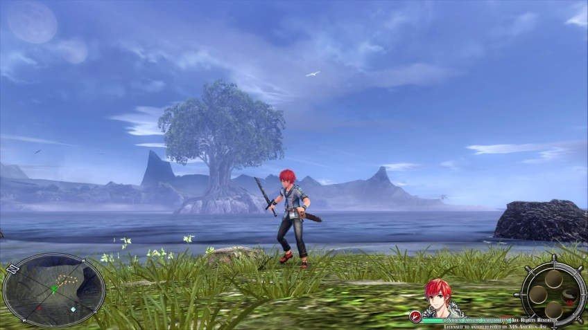 Ys VIII Lacrimosa of DANA l'aventure commence