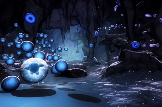Ubisoft présente Ode, un jeu musicale au fond plaisant