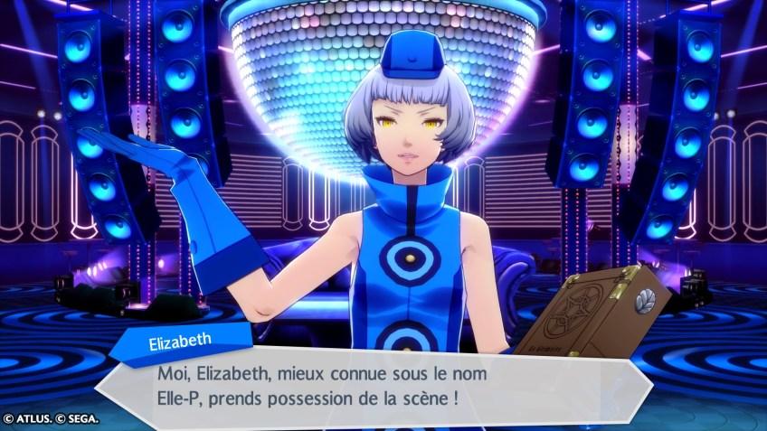 Persona 3: Dancing in Moonlight Elle-P