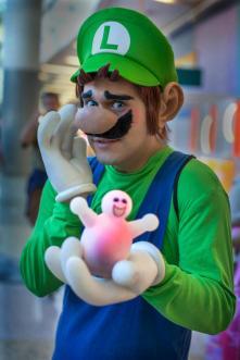 Luigi © Nintentoys