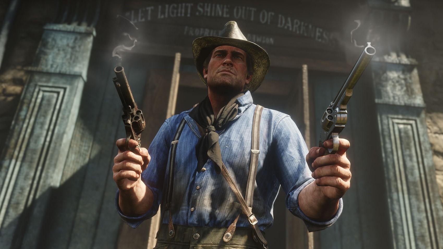 Red Dead Redemption 2 Pc Version