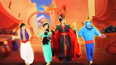 La tête d'Aladdin est terrible