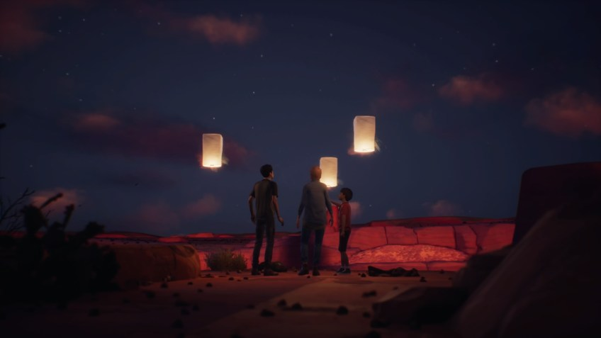 Test Life is Strange 2 épisode 5 Wolves PS4