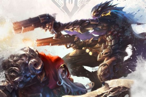 Darksiders Genesis Test